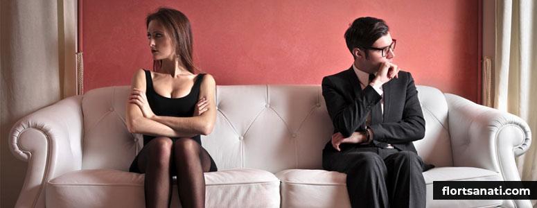 Kadınların Yanında Rahat Olmak