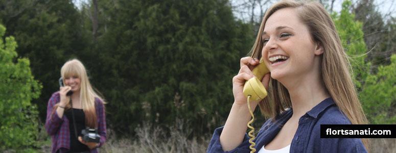 Kızla Konuşulacak Konular Telefonda
